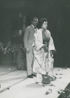Mario ZANASI und Antonietta STELLA in Madame Butterfly an der MET