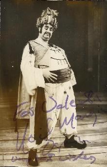 Noel Mangin als Osmin