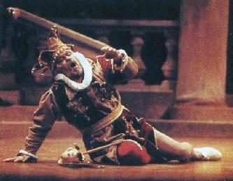 bernard Turgeon als Rigoletto
