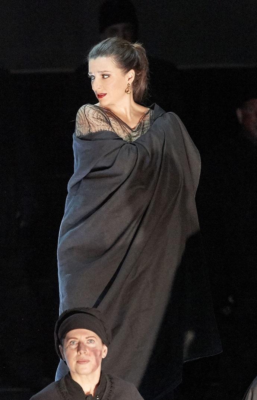 OLGA BEZSMERTNA, die überragende Desdemona  Foto: Michael Pöhn