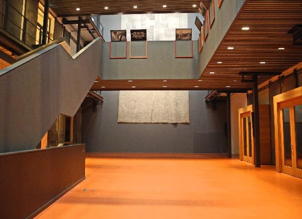 Barenboim-Said-Akademie, Eingangshalle