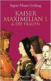 BuchCover  Grössling, Maximilian und die Frauen