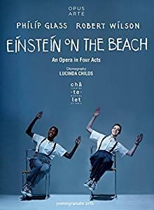 DVD Cover  Einstein on the Beach