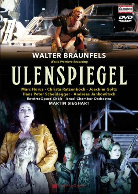 DVD Ulenspiegel