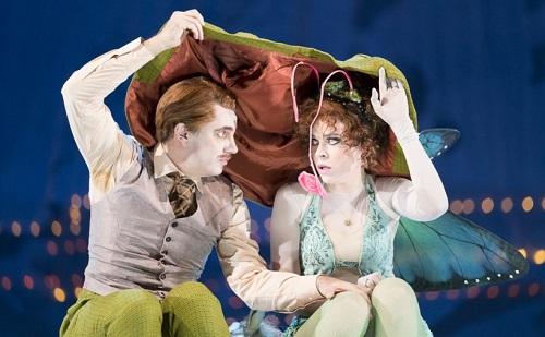 Christine Feldhofer und Alexander Kaimbacher  Foto: Werner Kmetitsch