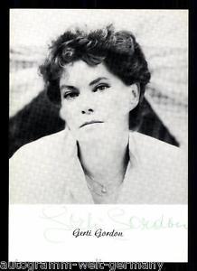 Gerti Gordon