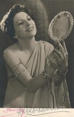 Huguette Rivière als Thais