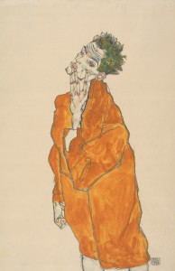 Schiele  Franzsiksu Mantel