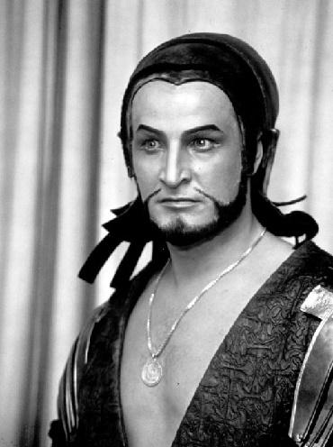 Wieslaw Ochman als Narrboth bei den Salzburger Festspielen