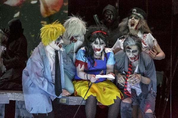 Wilhelma Theater - Gianni Schicchi 1 - Foto C. Kalscheuer