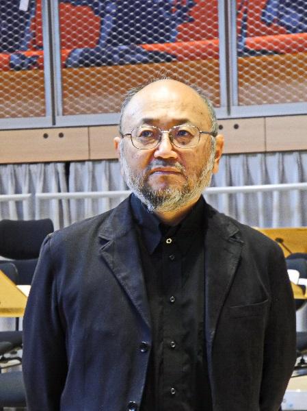 Yasuhisa Toyota im Pierre Boulez Saal