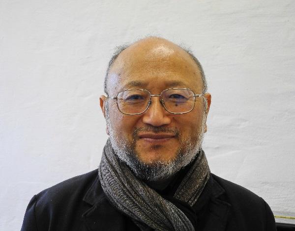 Yasuhisa Toyota nach dem Interview