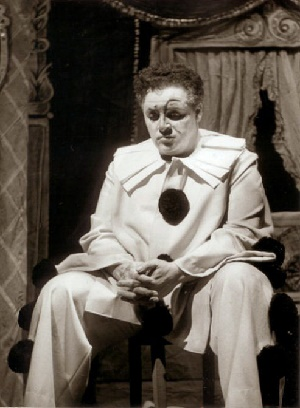 Albert Da Costa als Canio