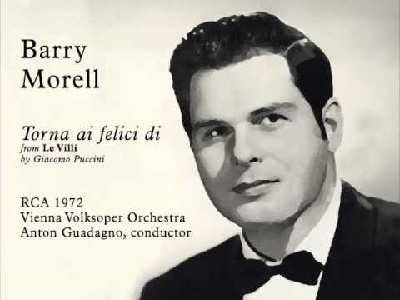 Barry Morell