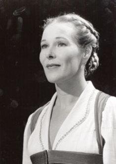 Birgitta Svendén als Magdalene in Bayreuth