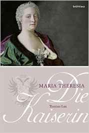 BuchCover  Lau, Maria Theresia