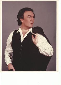 Carlo Bini als Turiddu an der MET
