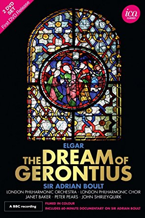 DVD Cover  Dream of Gerontius
