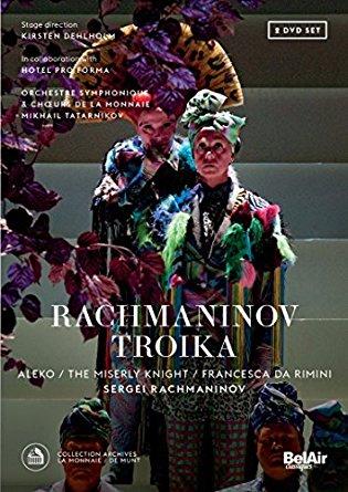 DVD Cover Troika