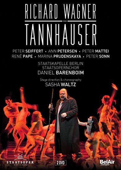 DVDCover  Tannhäuser  Berlin