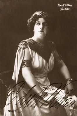 Edyth WALKER als Isolde