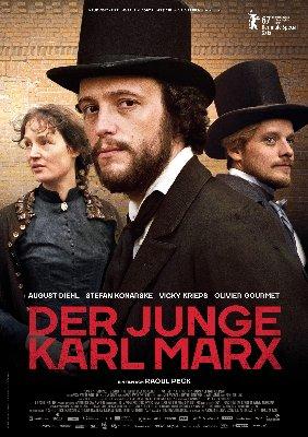 Film Poster  Der junge Karl Marx~1