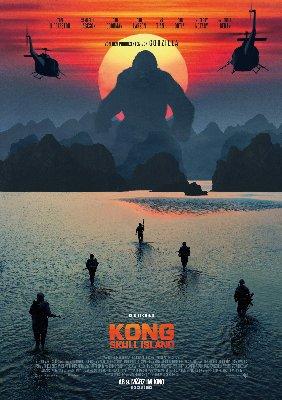 FilmPlakat  Skull Island~1