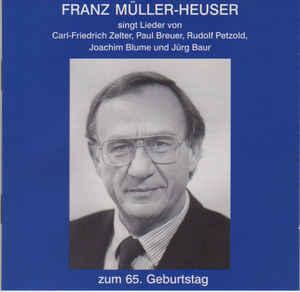 Franz Müller-Heuser