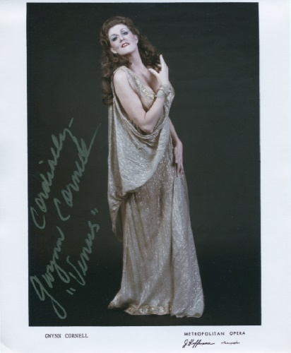 Gwynn Cornell as Venus