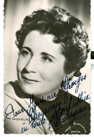Jacqueline Lucazeau