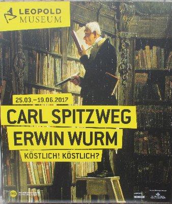 Leopold Spitzweg Plakat~1