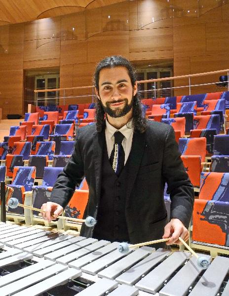 Lev Loftus, Schlagzeuger aus Tel Aviv (2)