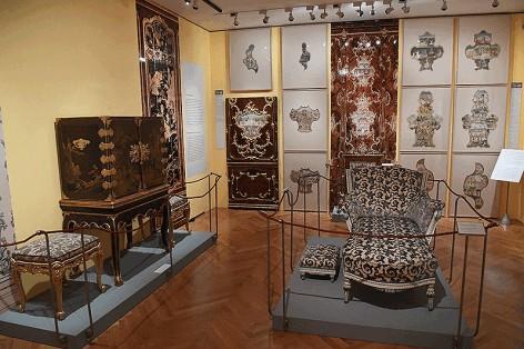 Maria Theresia Asiatisches Zimmer