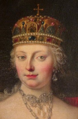 Maria Theresia Ungarische Krone x~1