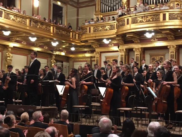 Orchester Wiener Musikgymnasium A. Pixner