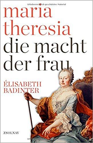BuchCover Badinter  Mria Theresia
