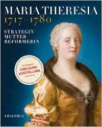 BuchCover Kataolg  Maria Theresia