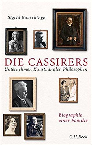 BuchCover_Bauschinger  Die Cassieres