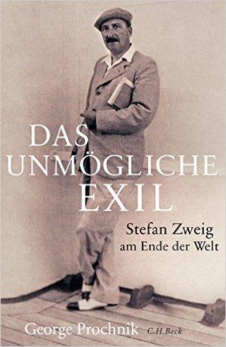 BuchCover_Zweig, Das unmögliche Exil