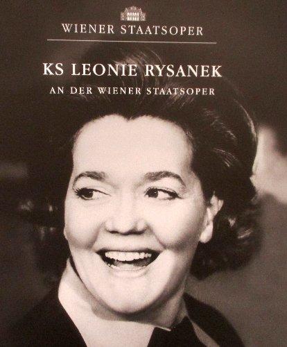 Cover Leonie Rysanek~1