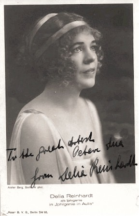Delia REINHARDT