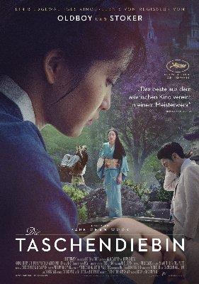 Film Poster  Taschendiebin~1
