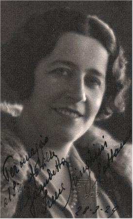 Irene MINGHINI-CATTANEO