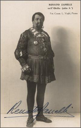 Renato ZANELLI als Otello