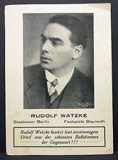 Rudolf Watzke