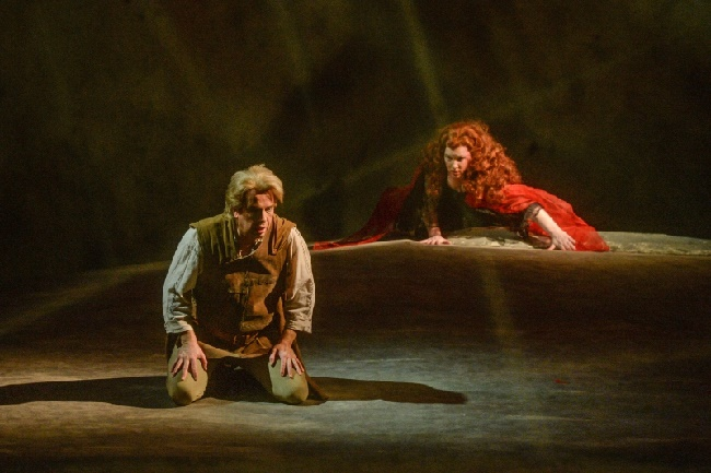Will Hartmann-Parsifal Heike Wessels-Kundry (c) H.J. Michel