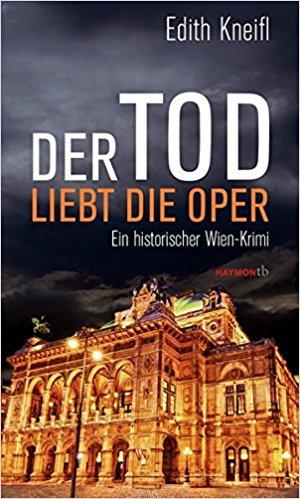 BuchCover Kneifl, Tod liebt die Oper