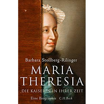 BuchCover Stollberg, Maria Theresia