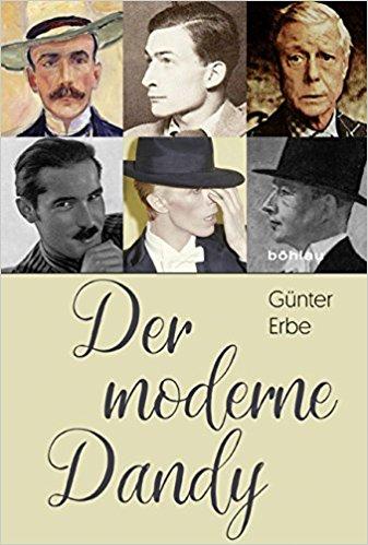 BuchCover_Erbe, Der moderne Dandy