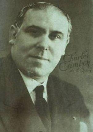 Chjarles CAMBON